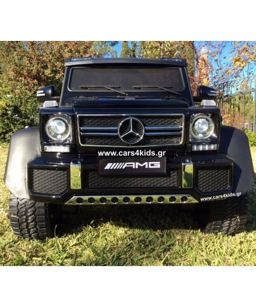 6x6 Mercedes-Benz G63 AMG with 2.4G R/C under License
