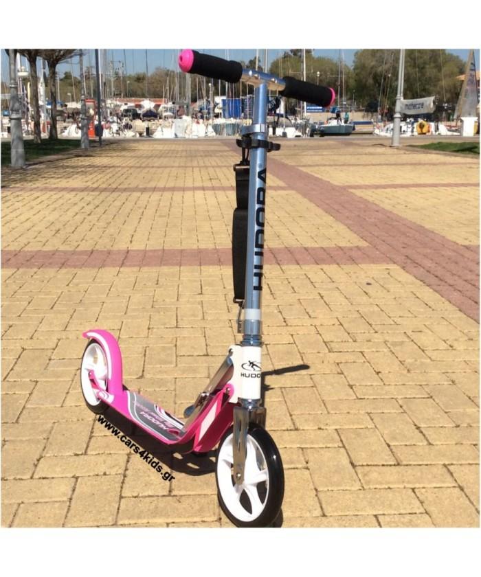 hudora big wheel rx pro 205 pink car4kids. Black Bedroom Furniture Sets. Home Design Ideas