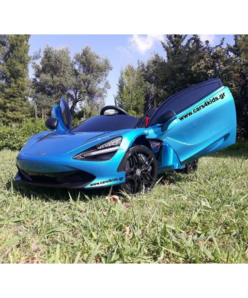 Mclaren 720 S Painting Blue with 2.4G R/C under License