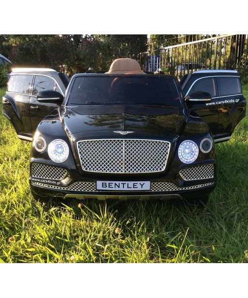 Bentley Bentayga Painting Black with 2.4G R/C under License