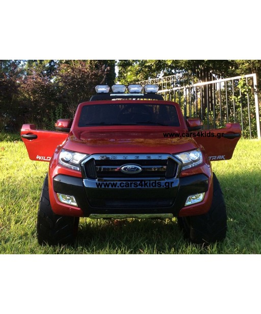 4x4 Ford Ranger Painting RED Luxury Edition with 2.4G R/C under License