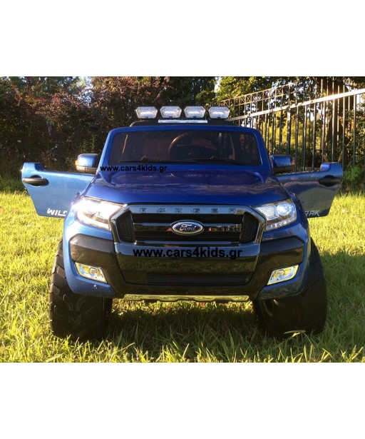 4x4 Ford Ranger Painting BLUE Luxury Edition with 2.4G R/C under License