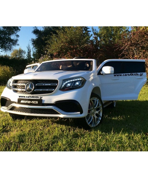 4x4 Mercedes-Benz GLS 63 AMG with 2.4G R/C under License