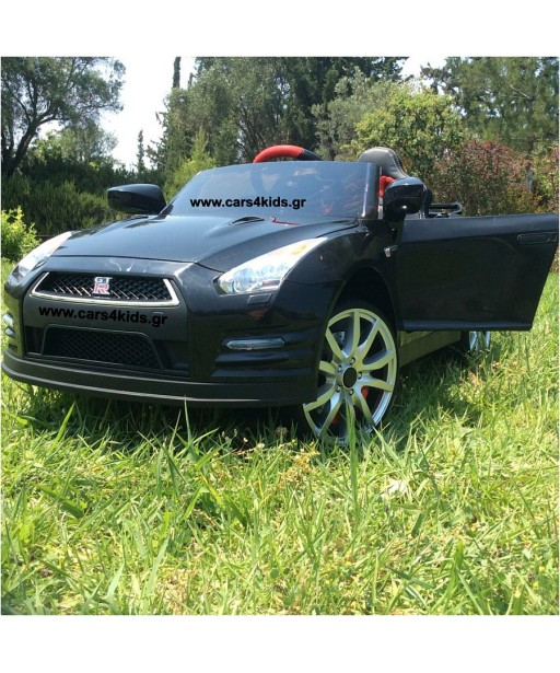 Nissan GTR Black with 2.4G R/C under License