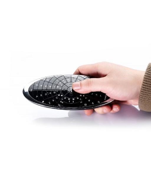 Hi-Tech Wireless keybord mouse Black